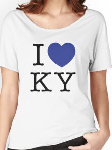 I Heart KY Women's Relaxed Fit T-Shirt