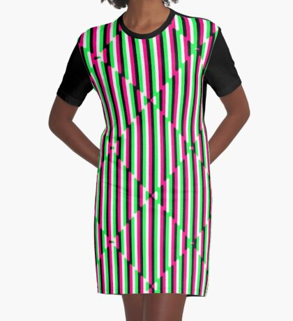 Welcome To Hell Graphic T-Shirt Dress