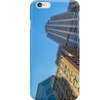 Structures Of NYC iPhone Case/Skin