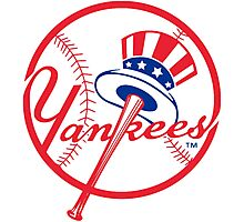 America's Game - New York Yankees Photographic Print