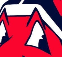 America's Game - Cleveland Indians Sticker