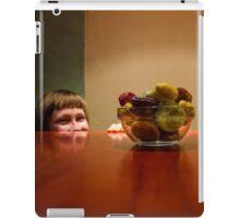 Stealing macarons iPad Case/Skin