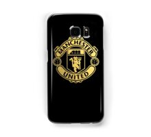 Manchester United Gold Samsung Galaxy Case/Skin