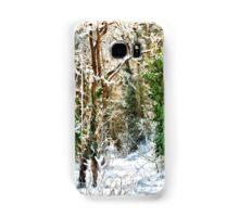 Woodland Snow Samsung Galaxy Case/Skin