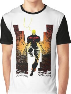 Iron Fist Living Weapon Graphic T-Shirt
