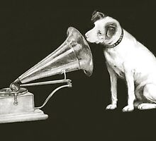 his masters voice by art-koncept