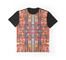 Abstract Ties Graphic T-Shirt