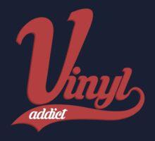Vinyl Addict Kids Tee