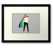 Harry Styles 2 Framed Print