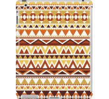 Aztec (sunset) iPad Case/Skin