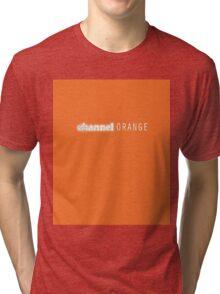 Frank Ocean Channel Orange  Tri-blend T-Shirt