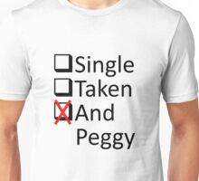 Oh Peggy Unisex T-Shirt
