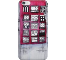 Town - upside down  iPhone Case/Skin