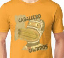 Caballero Churros Unisex T-Shirt