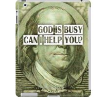 """PLEASE CALL LATER"" iPad Case/Skin"