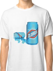 enjoy clorox can Classic T-Shirt