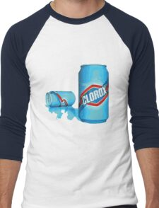 enjoy clorox can Men's Baseball ¾ T-Shirt