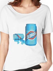 enjoy clorox can Women's Relaxed Fit T-Shirt