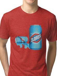 enjoy clorox can Tri-blend T-Shirt