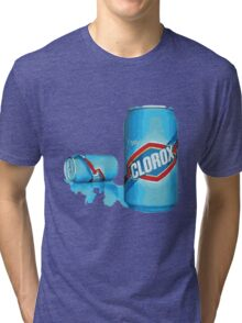 enjoy clorox can Tri-blend T-Shirt