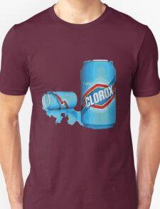 enjoy clorox can Unisex T-Shirt