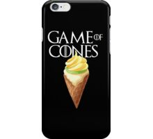 GAME OF CONES iPhone Case/Skin