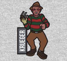 Freddy Krueger by AhamSandwich