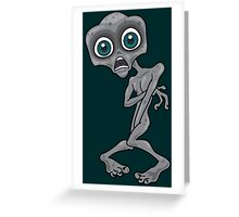 Got Probed? Greeting Card