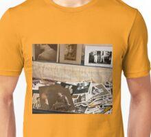 suitcase of memories Unisex T-Shirt