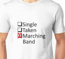 Marching Obsession Unisex T-Shirt