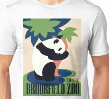 Vintage poster - Brookfield Zoo Unisex T-Shirt