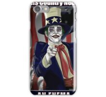 This Country Needs an Enema iPhone Case/Skin
