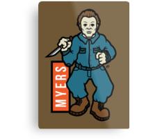 Michael Myers Metal Print