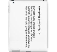 Swooping iPad Case/Skin
