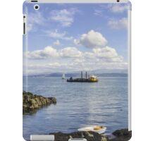 Sail Away With Me iPad Case/Skin