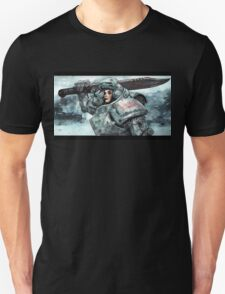 Iron Warrior Unisex T-Shirt