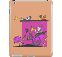 Etude for Indifference iPad Case/Skin