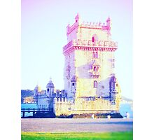 Belem Tower, Portugal Photographic Print