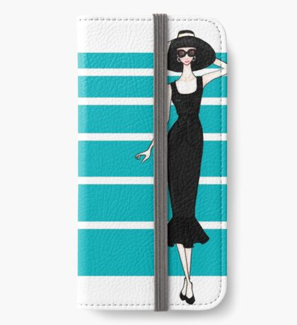 Holly iPhone Wallet/Case/Skin
