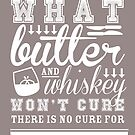 What Butter and Whiskey Won't Cure by The Eighty-Sixth Floor