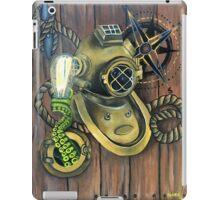 Scuba Helmet iPad Case/Skin