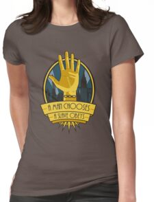The Cult Of Rapture Womens Fitted T-Shirt
