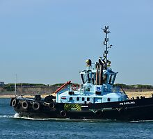 TUG - PB DARLING by Phil Woodman