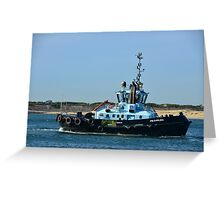 TUG - PB DARLING Greeting Card