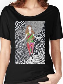 Lady Liberated Women's Relaxed Fit T-Shirt