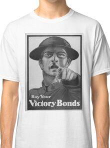 Vintage poster - Victory Bonds Classic T-Shirt