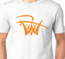 Unofficial Logo orange Unisex T-Shirt