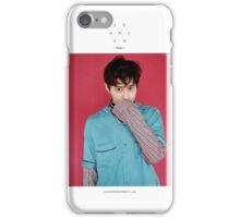 EXO SUHO LUCKY ONE EX'ACT iPhone Case/Skin