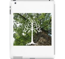 White Tree of Gondor iPad Case/Skin