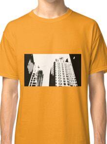 New York Skyscrapers Classic T-Shirt